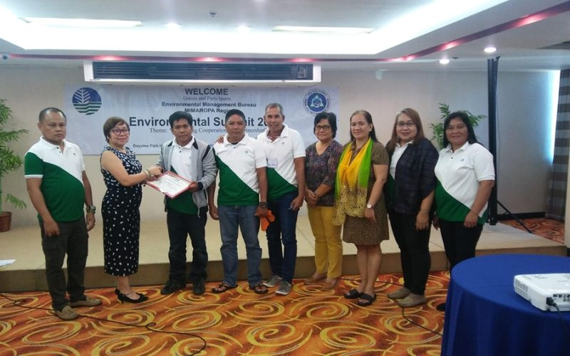 National Search for Cleanest and Greenest Local Government Unit (LGU) (Model Barangay) on Ecological Solid Waste Management (RA 9003)