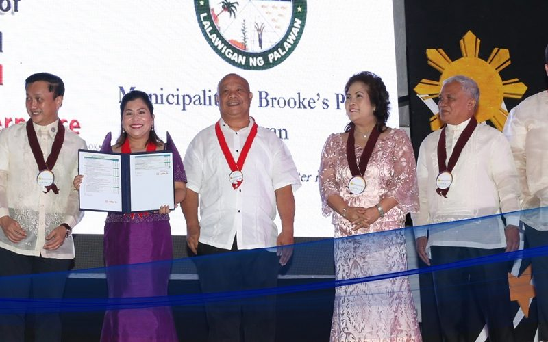DILG awards Seal of Good Local Governance to 448 LGUs