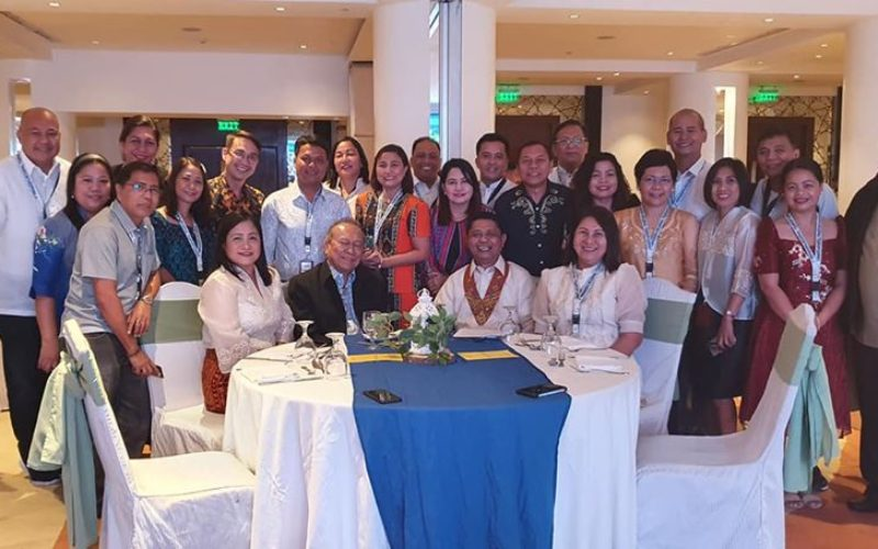 "1ST MIMAROPA REGIONAL TOURISM SUMMIT. ""Bridging Gaps in Tourism Development and Management"". at Hotel Jen Roxas Boulevard, Manila. November 18-19, 2019"