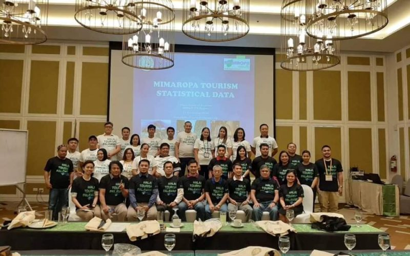 AWARENESS SEMINAR ON UNDERSTANDING HALAL FOR TOURISM STAKEHOLDERS at HUE HOTEL, PUERTO PRINCESA CITY, NOVEMBER 21-22, 2019