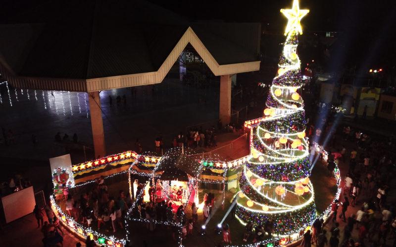 Lighting of Brooke's Point Christmas Tree 2019